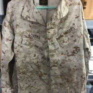 Jackets & Coats - US Marines Military Camouflage Jacket MD